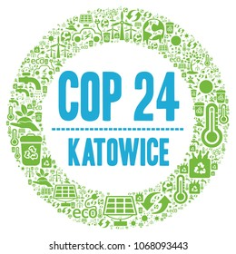 COP 24 in Katowice, Poland