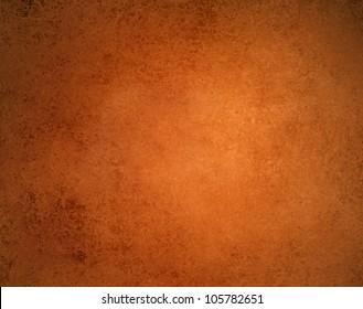 copper background grunge texture, orange background rust card design for Halloween or Thanksgiving background or orange paper for autumn