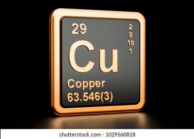 Copper Atom Images, Stock Photos & Vectors | Shutterstock