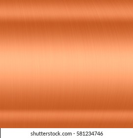copper plate surface