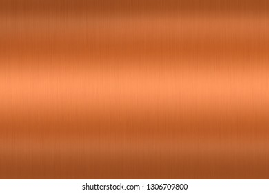 copper surface background orangy