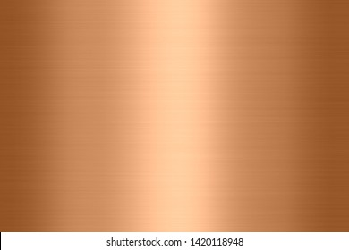 copper texture surface orange reflect