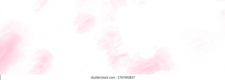 Coral Hippie Style Design. Blooming Sakura. Floral Motives. Fruit Scattered Acrylic Blobs. Blush Ink Chinese Art. Pink Crumpled Inked Fabric. Rose Cherry Flower Idea. Rose Petals Design.