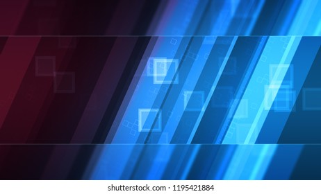 Corporate and Broadcast style background useful for any business presentation or events.