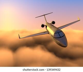 Corporate jet, Business Travel
