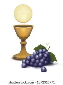 Corpus Christi, chalice, Eucharist