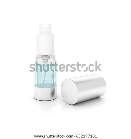 Cosmetic Face Serum Clear