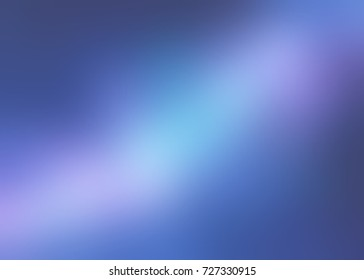 фотообои Cosmic blue violet empty background. Northern lights abstract texture. Background polar lights blurred. Aurora Borealis defocused background.