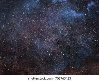 Cosmos sky background