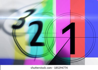 countdown 3 2 1 on TV