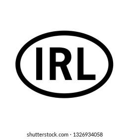 Country code vehicle registration Ireland