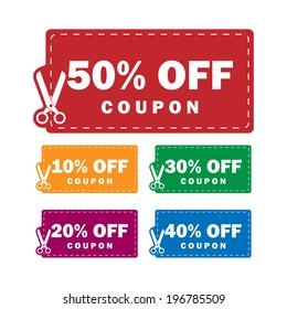 Coupons discounts