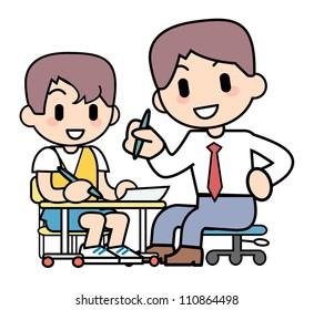Cram school - Private guidance