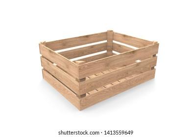 Wooden Crate Images Stock Photos Vectors Shutterstock