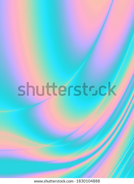 Crazy colorful art aummer party background