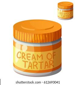 cream of tartar in deutsch