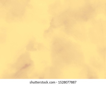 Cream tone shading abstract background. Wedding background. Pale yellow retro background. Hand painted texture. Camel luxury color. Lace Background. Smear of face cream.