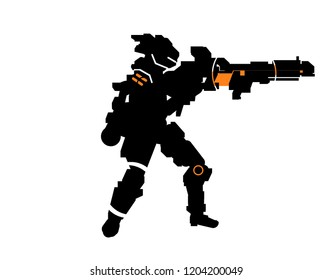 Rifle Parts Stock Illustrations, Images & Vectors | Shutterstock