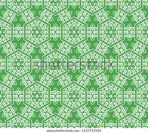 creative geometric ornament. seamless   illustration. design for fashion, interior, textile