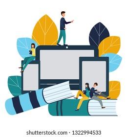 教科書 イラストの画像写真素材ベクター画像 Shutterstock