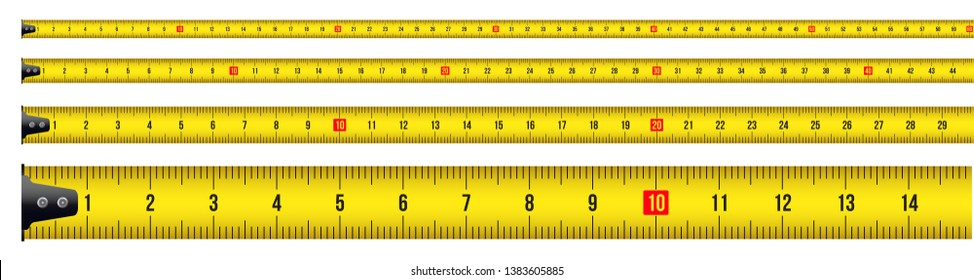 Creative illustration of tape measure, measuring tool, ruler, meter isolated on background. Art design roulette template. Abstract concept graphic element