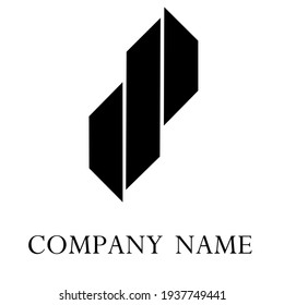 Creative Logo Design, Modern Simple, Trendy and Elegant, suitable for company icons as well as for other designs.