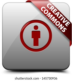 Creativecommons CC BY button