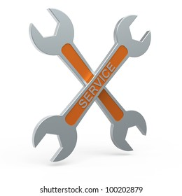 Cross of spanner as services concept
