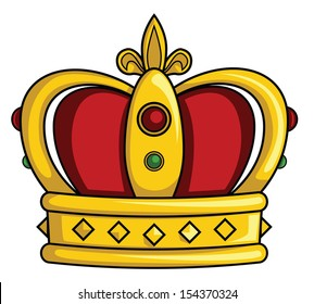 Cartoon King Crown Images Stock Photos Vectors Shutterstock 759,947 likes · 77,718 talking about this. https www shutterstock com image illustration crown 154370324