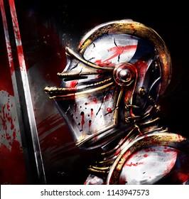 Broken Sword Images, Stock Photos & Vectors | Shutterstock