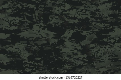 crye precision multicam camo pattern for wallpaper or print material decal, arid tropic black multi terrain camouflage us america