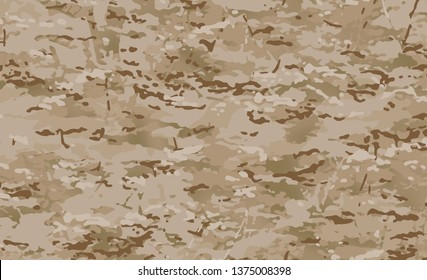 crye precision multicam camo pattern for wallpaper or print material decal, arid tropic multi terrain camouflage us