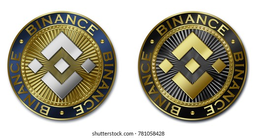 Cryptocurrency BINANCE coin