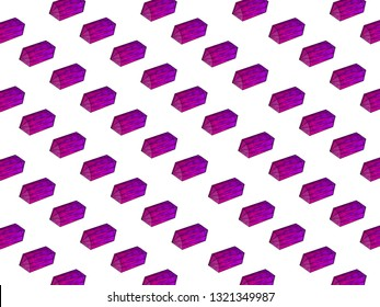 Crystal D20 Polka dot Pattern.