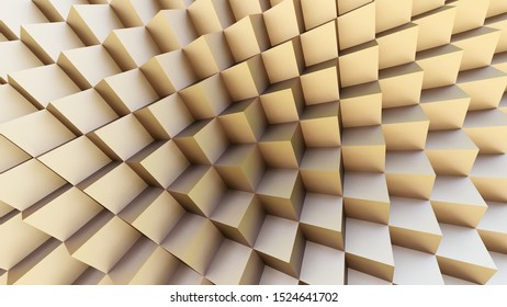 cube background texture 3D illustration pattern graphic art