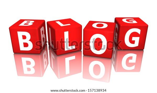 cube blog 3D