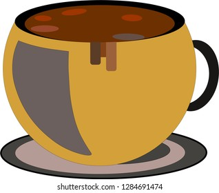 Coffee Spill Stock Illustrations Images Vectors Shutterstock