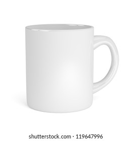 02af507a2d8 Similar Images, Stock Photos & Vectors of Ceramic Cup On White ...
