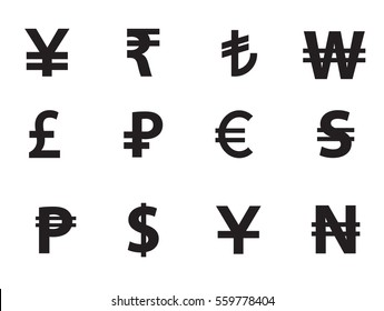 Currency Symbol Images, Stock Photos & Vectors | Shutterstock