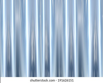 A curtain of water illustration for use as a backdrop