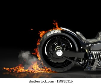Mototcycle Fire Images, Stock Photos & Vectors | Shutterstock