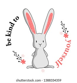 Bunny+quotes Images, Stock Photos & Vectors | Shutterstock