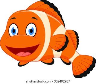 Fish Cartoon Images, Stock Photos & Vectors | Shutterstock