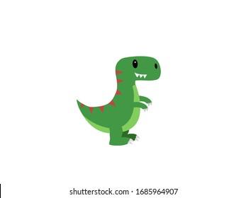 Green Dino