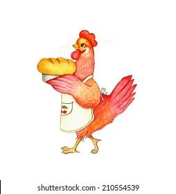 Little Red Hen Images, Stock Photos & Vectors | Shutterstock