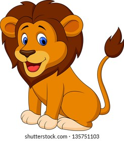 Aninimal Book: Lion Cartoon Images, Stock Photos & Vectors | Shutterstock