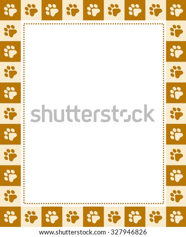 Cute Pet Lovers Dog Cat Lover Stock Illustration 327946826