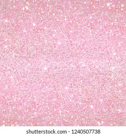 Pink Glitter Texture Christmas Abstract Background Stock Photo Edit