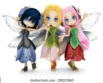 Fairies Anime Images Stock Photos Vectors Shutterstock