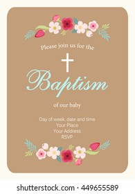 Royalty Free Baptism Invitation Stock Images Photos Vectors